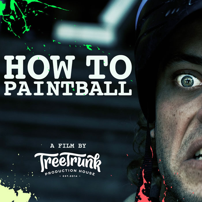 how to paintball